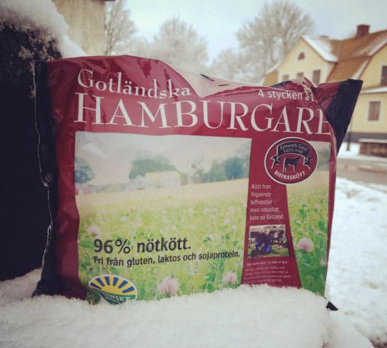 HB 4 pack snö låg
