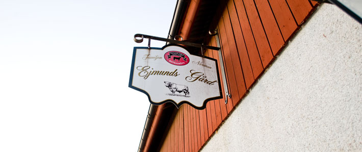På vår gård kan du köpa med dig en bit av Gotland